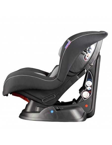 Cozy N Safe Nevis Group 0+/1 Car Seat-Black/Grey Cozy N Safe