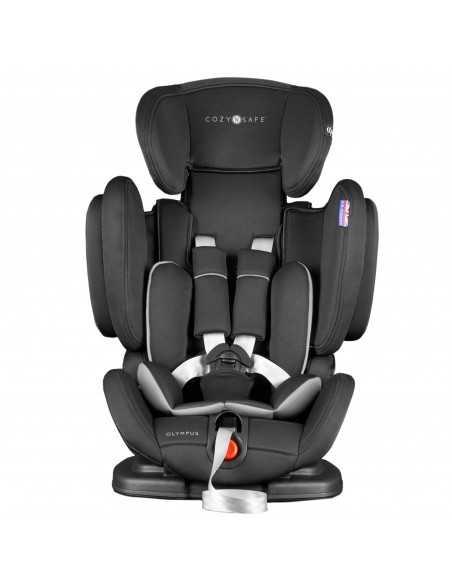 Cozy N Safe Olympus Car Seat Group 1/2/3 Car Seat-Black/Grey Cozy N Safe