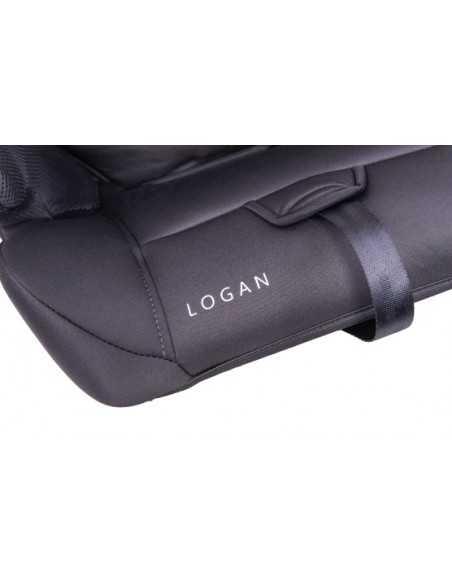 Cozy N Safe Logan Group 1/2/3 Car Seat-Black/Grey Cozy N Safe