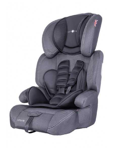 Cozy N Safe Logan Group 1/2/3 Car Seat-Jacquard Cozy N Safe