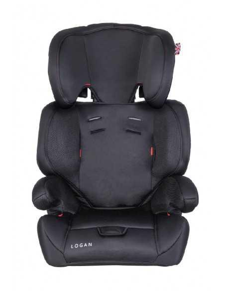 Cozy N Safe Logan Group 1/2/3 Car Seat-Black/Red Cozy N Safe