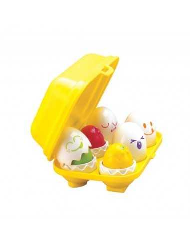 Tomy Toomies Hide 'N' Squeak Eggs