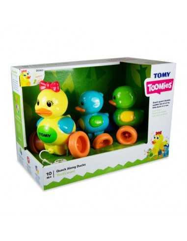 Tomy Toomies Quack Along Ducks