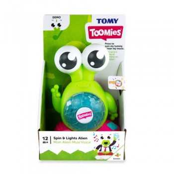 Tomy Toomies Spin And...