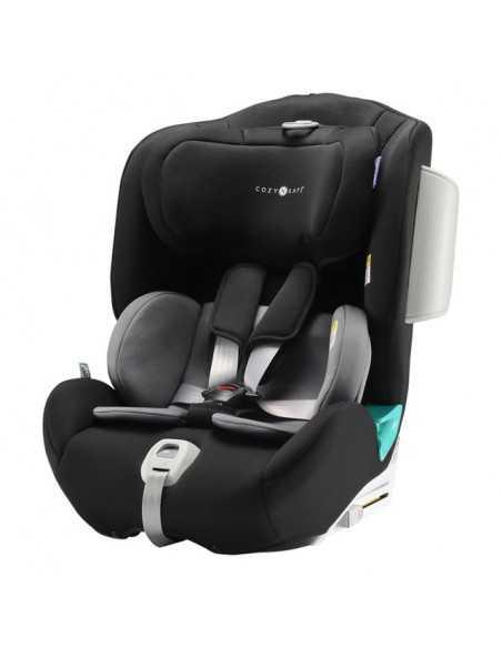 Cozy N Safe Lancelot i-Size 76-150cm Car Seat-Black/Grey Cozy N Safe