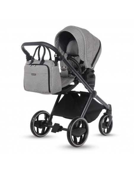 Invictus Baby Evo4 3in1 Travel System-Slate Invictus Baby