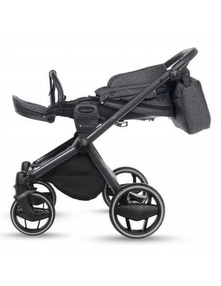 Invictus Baby Evo4 3in1 Travel System-Jet Invictus Baby