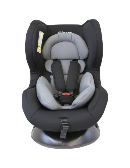 Isafe Maxus Baby Car Seat Group 0+1 (CS002)-Grey Isafe