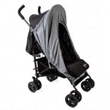 Red Kite Stroller Shade-Grey