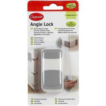 Clippasafe Angle Lock -...
