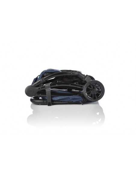 Junior Jones J Tourer Compact & Lightweight Stroller-Insignia Navy Junior Jones