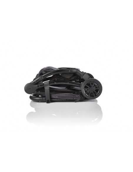 Junior Jones J Tourer Compact & Lightweight Stroller-Graphite Black Junior Jones