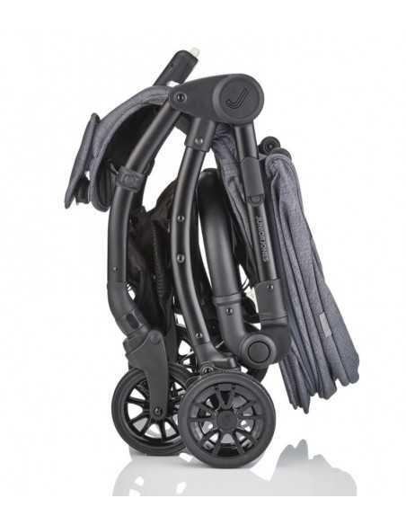Junior Jones J Cub Compact Stroller-Frost Grey Junior Jones