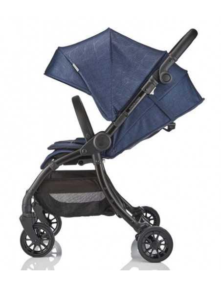 Junior Jones J Cub Compact Stroller-Insignia Navy Junior Jones