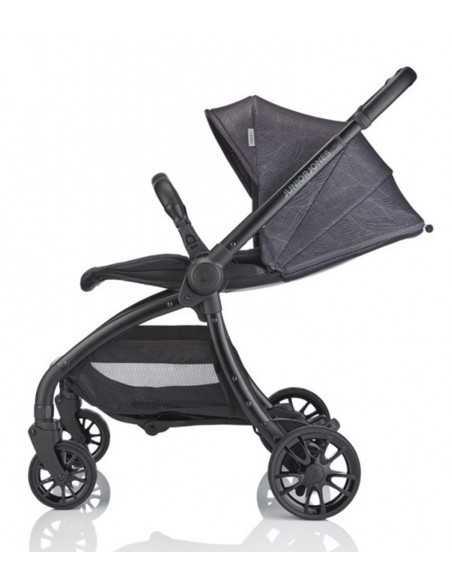 Junior Jones J Spirit Stroller-Graphite Black Junior Jones