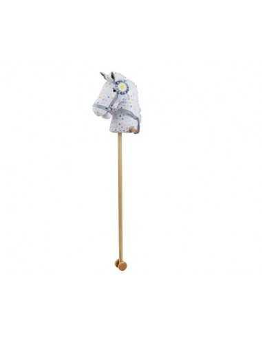 Bigjigs Toys Patterned Hobby Horse