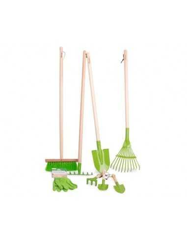 Bigjigs Toys Gardening Pack