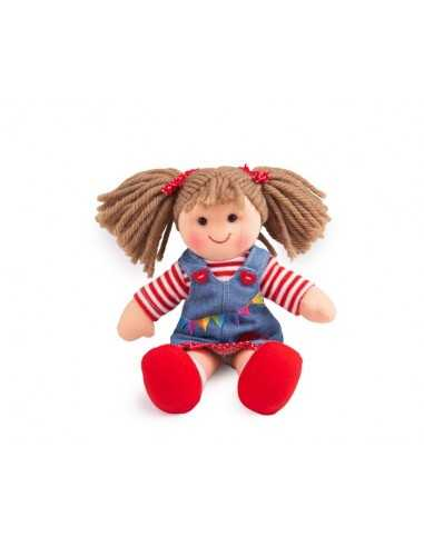 Bigjigs Toys Hattie Doll - Small