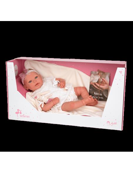 Arias Reborn Doll 45cm-Naroa Roma