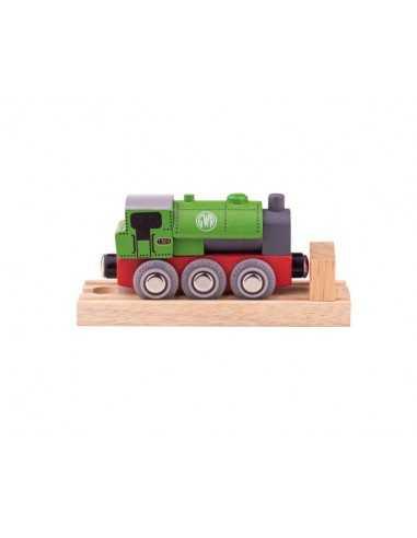 Bigjigs Rail GWR Saddle Engine
