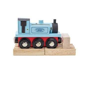 Bigjigs Rail Terrier Loco-Blue