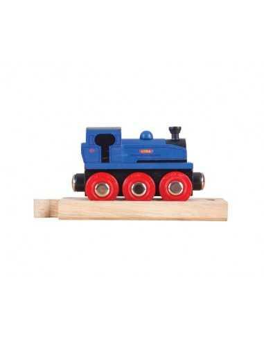 Bigjigs Rail Lydia Engine