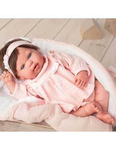 Arias Reborn Doll 45cm - Valentina