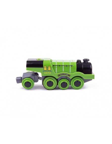 Bigjigs Rail Flying Scotsman Battery Operated Engine Bigjigs Toys
