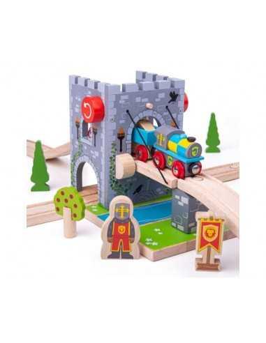 Bigjigs Rail Drawbridge