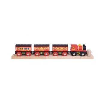 Bigjigs Rail The Sleeper Train