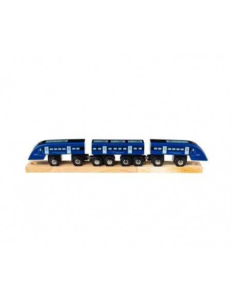 Bigjigs Rail High Speed One Train Bigjigs Toys