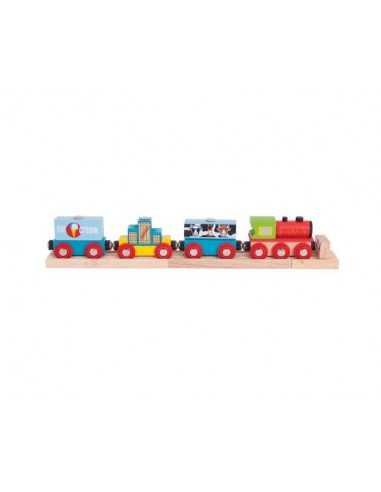 Bigjigs Rail Goods Train