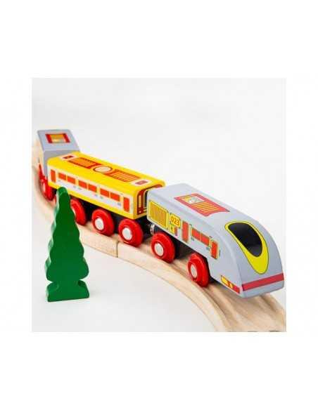 Bigjigs Rail Bullet Train Bigjigs Toys