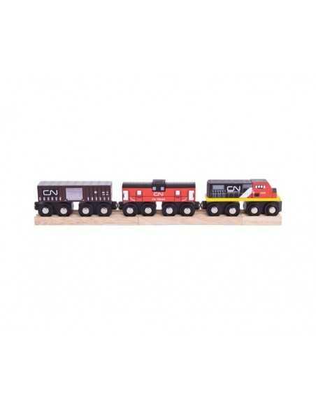 Bigjigs Rail CN Train Bigjigs Toys