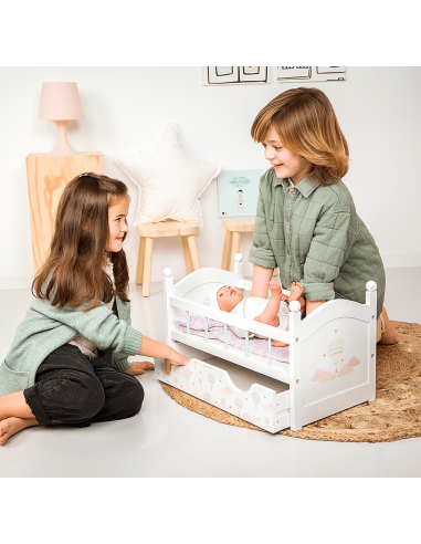 Arias Firenze Dolls Bed With Drawer
