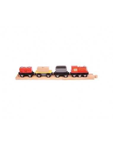 Bigjigs Rail Freight Train