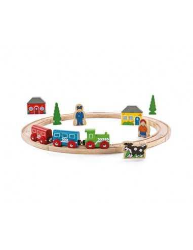 Bigjigs Rail My First Train Set
