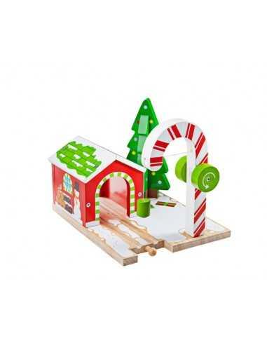 Bigjigs Rail Candy Crane