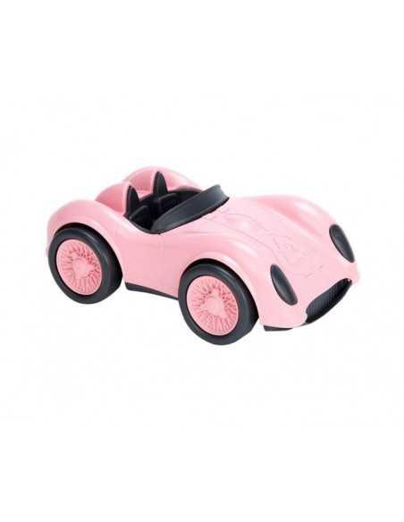 Green Toys Racing Car-Pink Bigjigs Toys