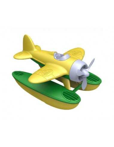 Green Toys Seaplane (Yellow Wings)