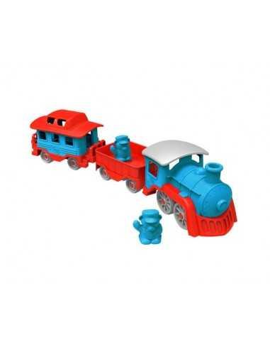 Green Toys Train (Blue)