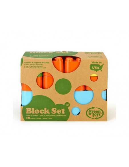 Green Toys Block Set Bigjigs Toys