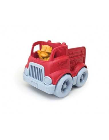 Green Toys Mini Fire Truck