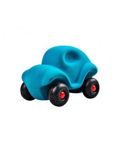 Rubbabu Car-Little (Turquoise)