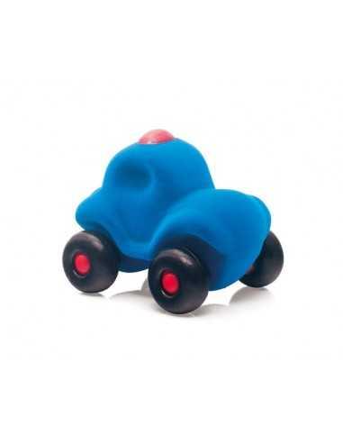 Rubbabu Police Car-Little (Blue)