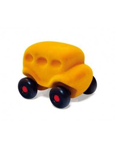 Rubbabu Bus-Little (Yellow)