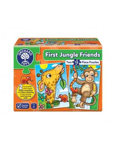 Orchard Toys First Jungle Friends