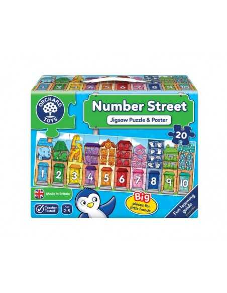 Orchard Toys Number Street Bigjigs Toys