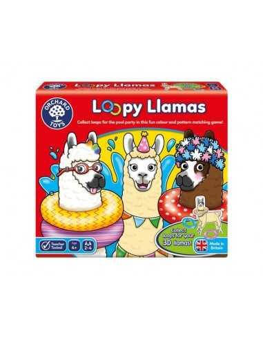 Orchard Toys Loopy Llamas