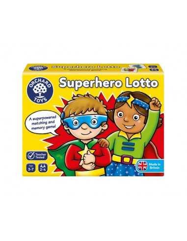 Orchard Toys Superhero Lotto